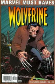 Marvel Must Haves Wolverine #20 #21 #22 Marvel comic book SALE